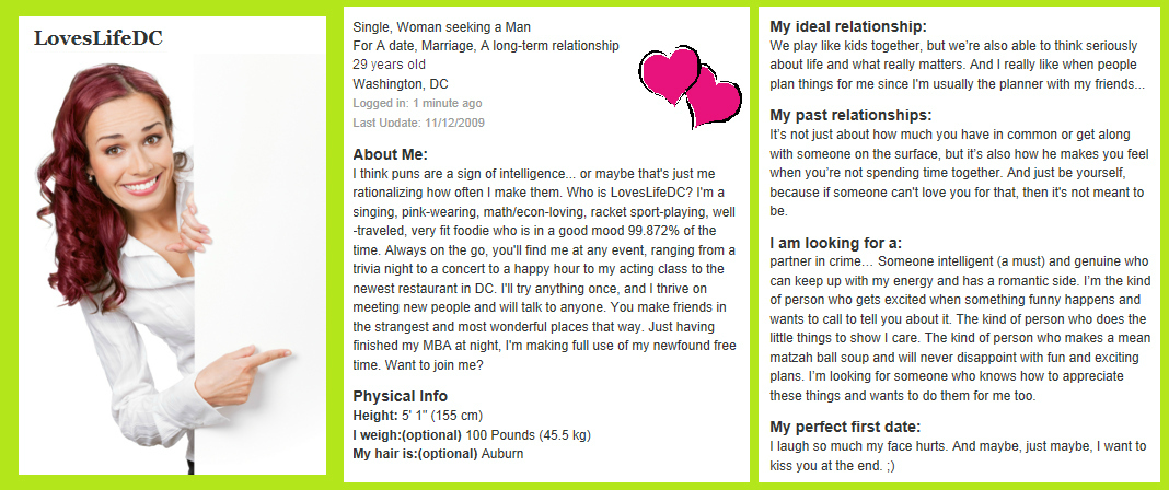 post free personal dating ads