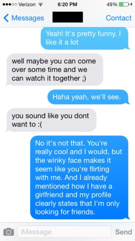 Sites text dating messages from 19 Reasons